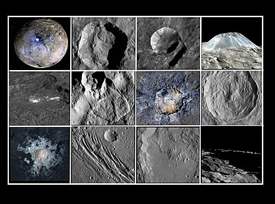 list of geological features on ceres wikipedia