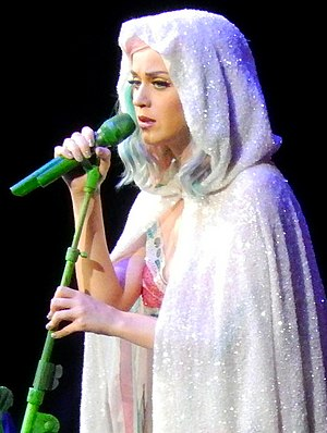 Grammy Award for Best Pop Solo Performance - Katy Perry has been nominated three times