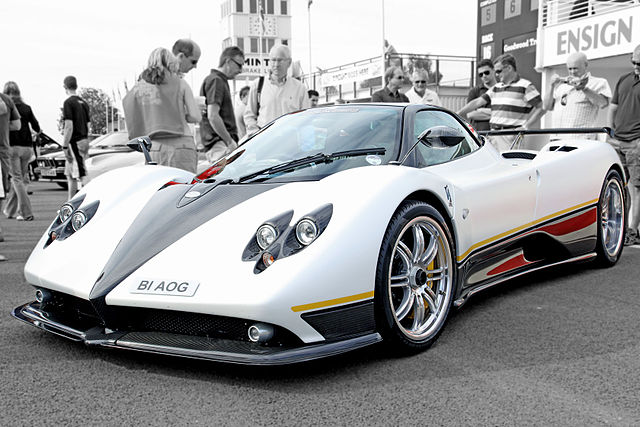 Image of Pagani Zonda PS