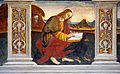 Paintings of Saint John the Evangelist in Monastero del Sacro Speco (Subiaco).jpg