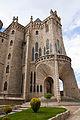 Palacio episcopal de Astorga, obra de Antonio Gaudí.jpg