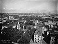 Panoraama Nikolainkirkon (nykyisen Tuomiokirkon) tornista luoteeseen - N508 (hkm.HKMS000005-00000117).jpg