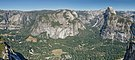 Panoramic Overview from Glacier Point over Yosemite Valley 2013 Alternative.jpg