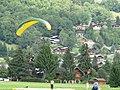Paraglider landing in Samoens.jpg