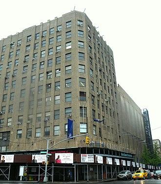 Paramount Theatre (Brooklyn) - Under renovation