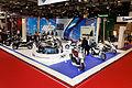 Paris - Salon de la moto 2011 - Stand Piaggio - 001.jpg