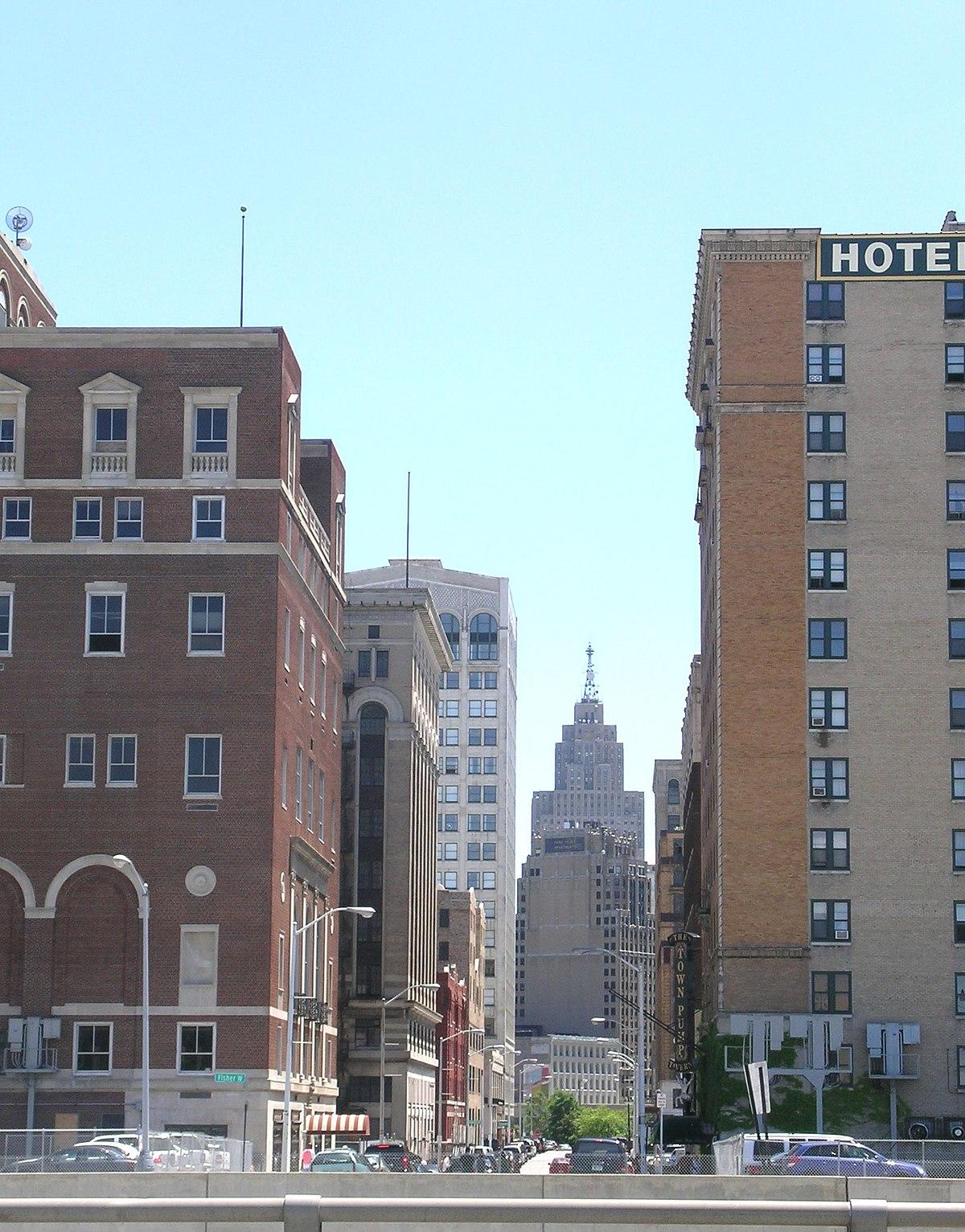Park Avenue Historic District (Detroit, Michigan) - Wikipedia