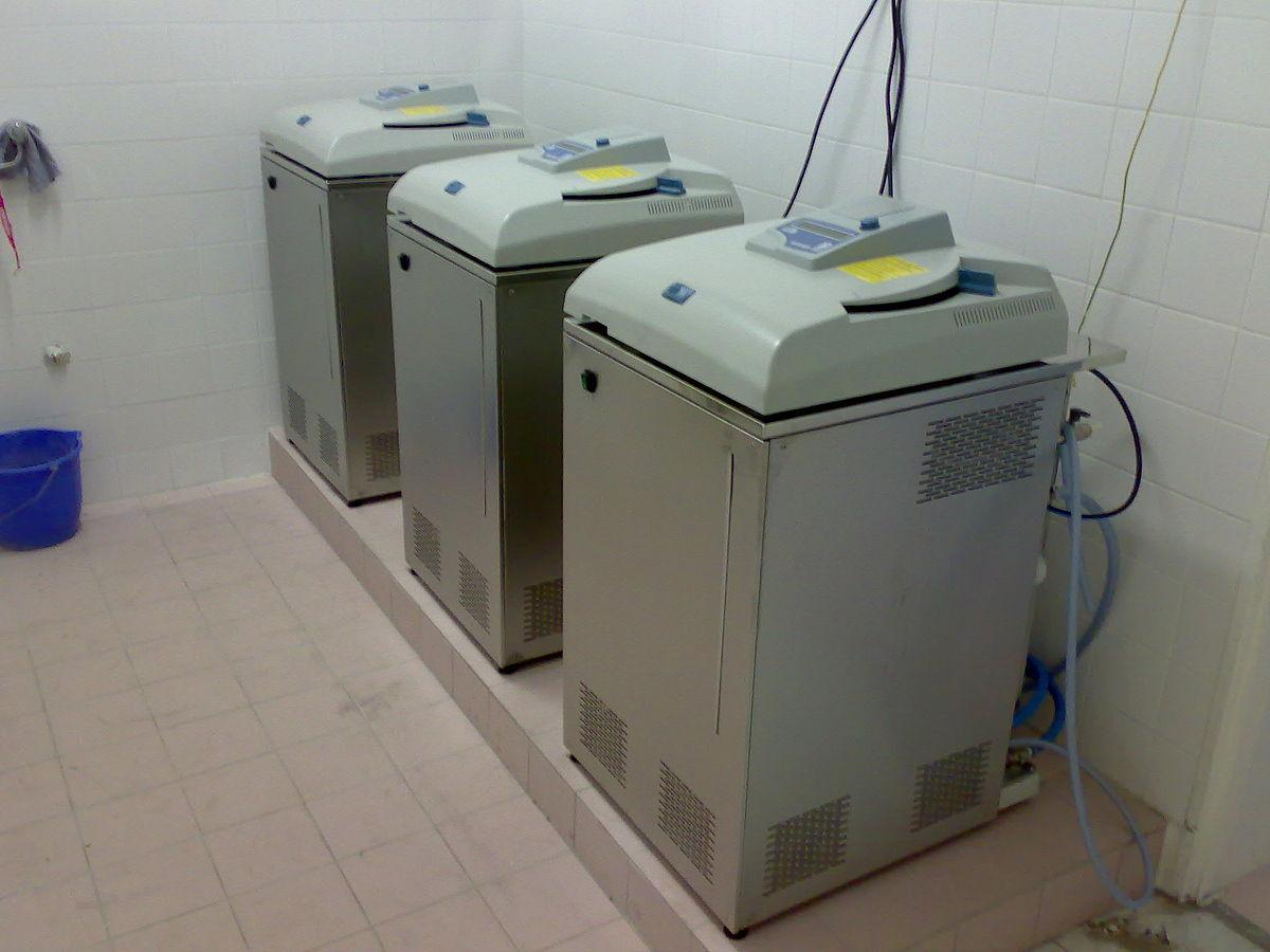 Sterilointimenetelmät
