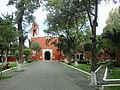 Parroquia de Santo Domingo de Guzmán, Ciudad de México 07.JPG
