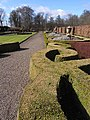 Parterre, Seaton Delaval Hall - geograph.org.uk - 1778005.jpg