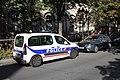 Parvis Notre-Dame fermé par la police à Paris le 14 août 2016 - 13.jpg