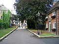 Pasageway Outside Rochester Library - geograph.org.uk - 897912.jpg
