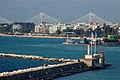 Patras harbour and Rio-Antirio bridge - panoramio.jpg