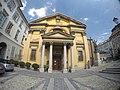 Patriarcato Ecumenico - Arcidiocesi Ortodossa d'Italia - Chiesa Greco Ortodossa di Santa Maria Podone in Milano P.zza Borromeo - panoramio (6).jpg