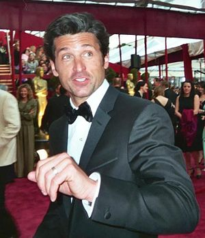Patrick Dempsey - Patrick Dempsey at the 80th Academy Awards.