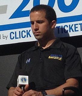 Paulie Harraka American stock car racing driver