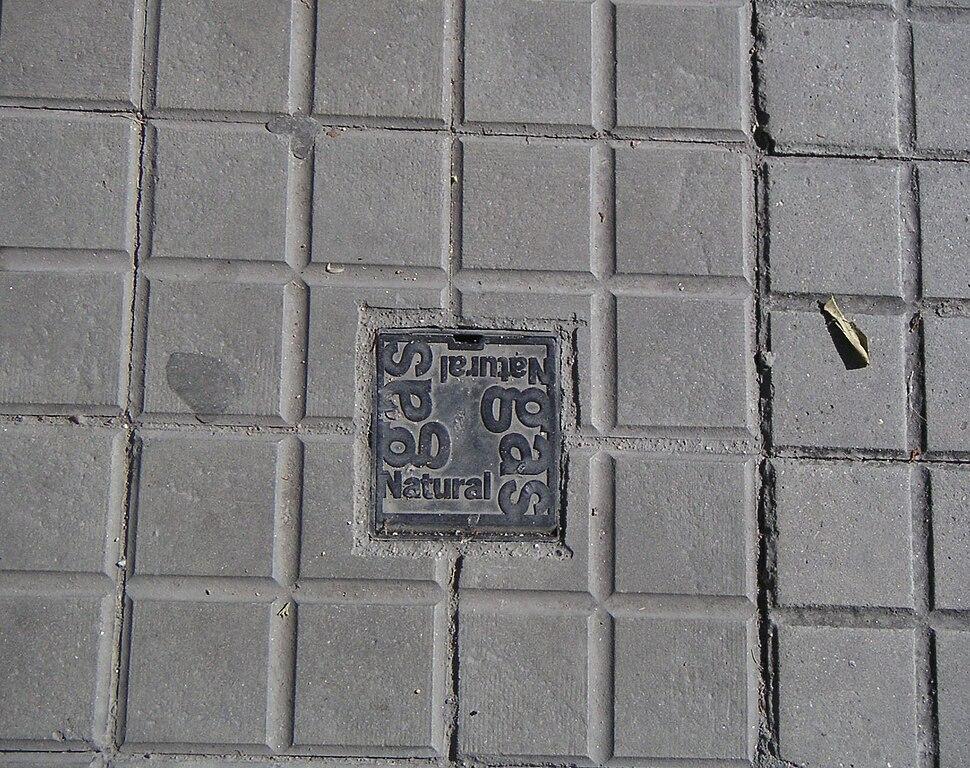 Paviment Barcelona