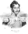 Portrait d'un colonel-major.