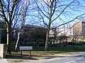 Pedlars Park Vauxhall Walk Lambeth - geograph.org.uk - 1743413.jpg