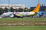 Pegasus Airlines (Ada E. Livery), TC-CPN, Boeing 737-82R (37041504026).jpg