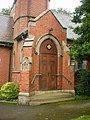 Penwortham Methodist Church, Porch - geograph.org.uk - 1474938.jpg