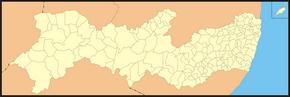Mapo de Pernambuko