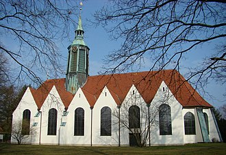 Hermannsburg - St. Peter and St. Paul's
