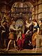 Henri IV part pour la guerre d'Allemagne et confie à la reine le gouvernement de son royaume le 20 mars 1610