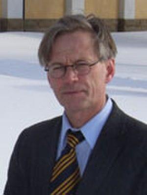 Peter Schantz - Professor Peter Schantz, 2009