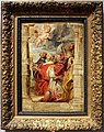 Peter paul rubens, i principi della chiesa che adorano l'eucarestia, 1626-27 ca. 01.jpg