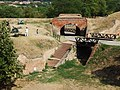 Petrovaradin Fortress (Petrovaradinska tvrđava, Péterváradi vár, Peterwardein) by Pudelek 03.JPG