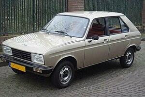 Peugeot 104 - 1979 Peugeot 104S 5-door