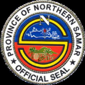 Northern Samar - Image: Ph seal northern samar