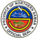 Provincial seal of Northern Samar