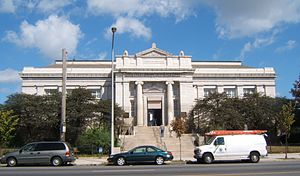 Free Library of Philadelphia - Lehigh Avenue Branch
