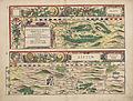 Philipp Apian - Bairische Landtafeln von 1568 - Tafel 01-02.jpg