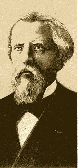 Philippe Édouard Léon Van Tieghem - Philippe Édouard Léon Van Tieghem (1839-1914)
