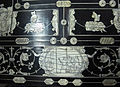 Piano di tavolo con scene bibliche, italia, XVII sec 05.JPG