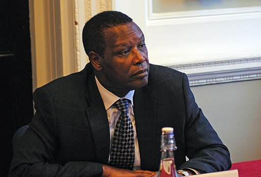 Pierre Buyoya at Chatham House 2013
