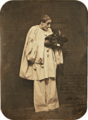 Pierrot with fruit by Nadar, 1854-55.png