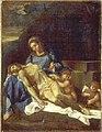 Pietà after Annibale Carracci Valenciennes, Musée des Beaux-Arts.jpg
