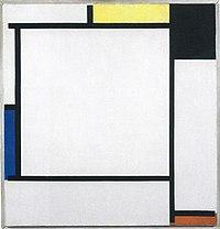 Piet Mondriaan - Tableau 2 - 51.1309 - Solomon R. Guggenheim Museum.jpg