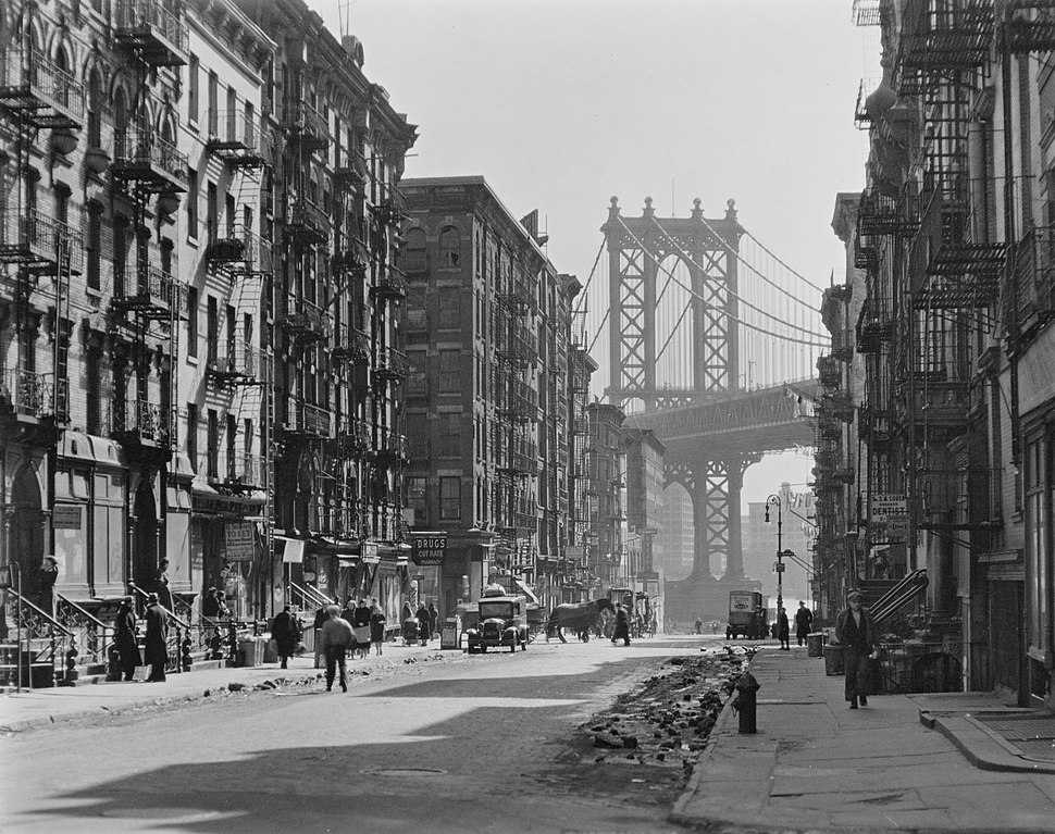 Pike and Henry Streets, Manhattan (NYPL b13668355-482679)