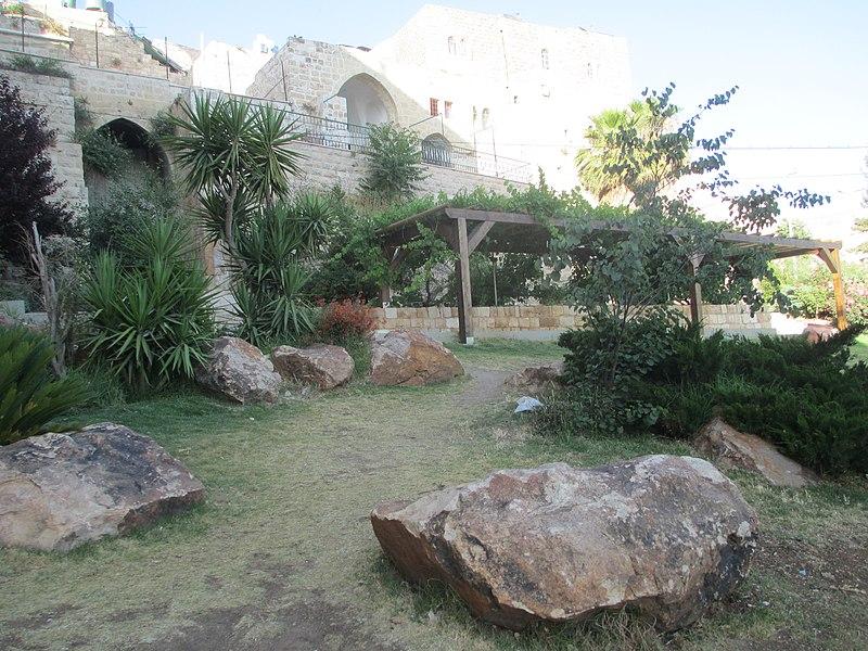 גן המדרגה השביעית בחברון