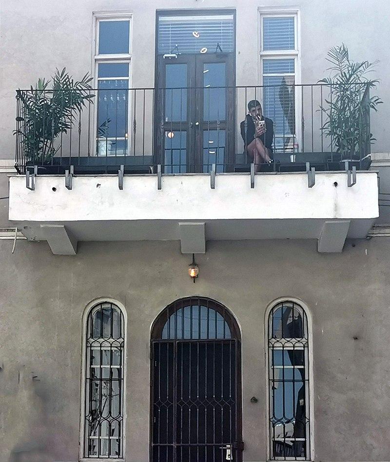 הבית ברחוב לילינבלום 42 בתל אביב