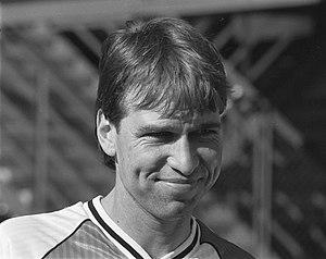 Pim Verbeek - Verbeek in 1989