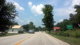 Pindall, Arkansas Town in Arkansas, United States