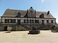 Pionsat (Puy-de-Dôme) mairie.JPG
