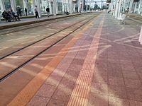 Piotrkowska Centrum, patterns on the ground.jpg