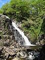 Pistyll Cain Waterfall - panoramio (1).jpg